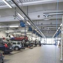 Autotalo Laakkonen Korjaamo, Joensuu 2014
