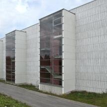 Piispan portti, paikoitustalo Espoo